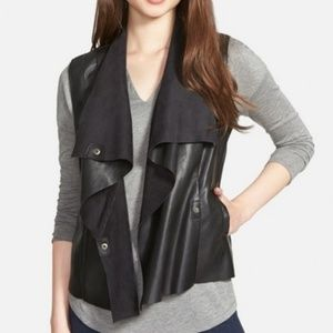 Kut From The Kloth Vegan Faux Leather Vest